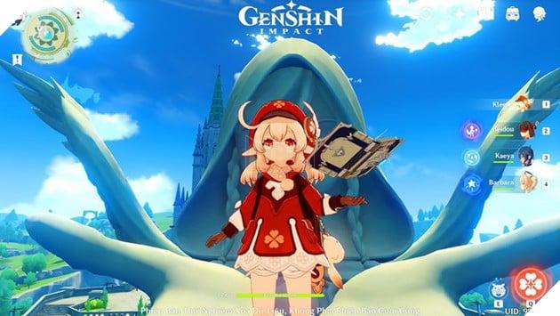Genshin Impact: Top xếp hạng nhân vật mạnh nhất mà bạn nên đầu tư nuôi từ đầu game 2