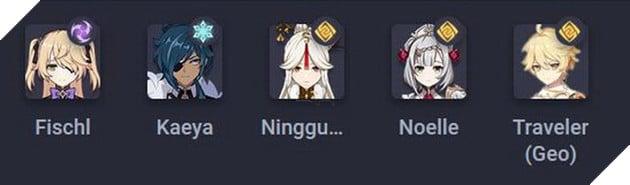 Genshin Impact: Top xếp hạng nhân vật mạnh nhất mà bạn nên đầu tư nuôi từ đầu game 8
