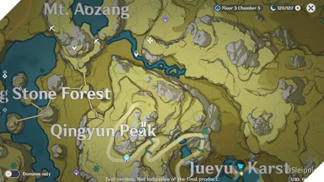 Genshin Impact: Danh sách vị trí Nhiệm vụ Ẩn Hidden Quest và Thử thách của Dandy 24
