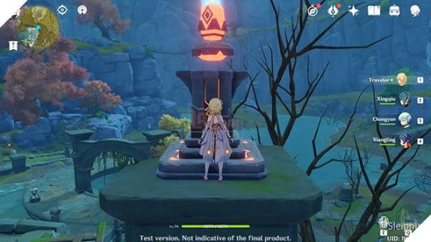 Genshin Impact: Danh sách vị trí Nhiệm vụ Ẩn Hidden Quest và Thử thách của Dandy 27