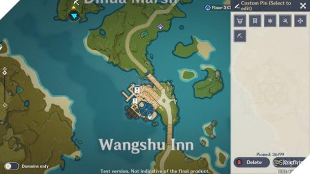 Genshin Impact: Danh sách vị trí Nhiệm vụ Ẩn Hidden Quest và Thử thách của Dandy 9