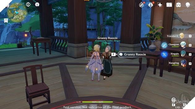 Genshin Impact: Danh sách vị trí Nhiệm vụ Ẩn Hidden Quest và Thử thách của Dandy 23