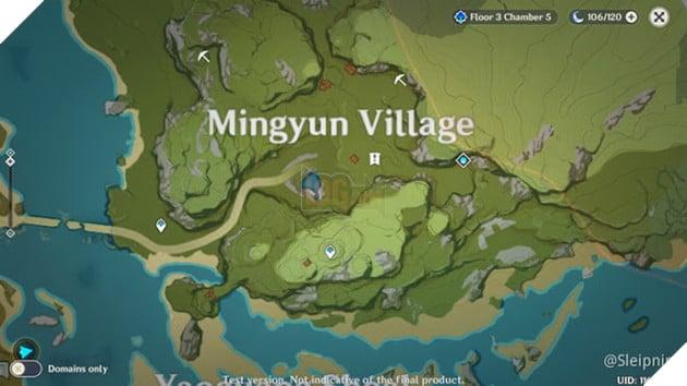Genshin Impact: Danh sách vị trí Nhiệm vụ Ẩn Hidden Quest và Thử thách của Dandy 11