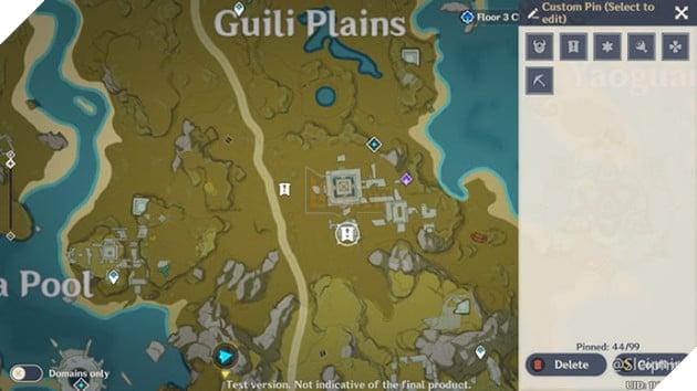 Genshin Impact: Danh sách vị trí Nhiệm vụ Ẩn Hidden Quest và Thử thách của Dandy 16
