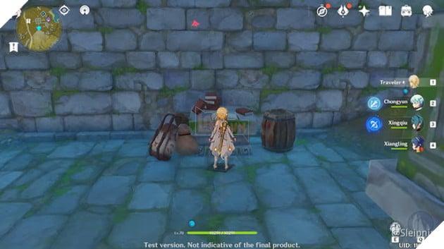 Genshin Impact: Danh sách vị trí Nhiệm vụ Ẩn Hidden Quest và Thử thách của Dandy 17