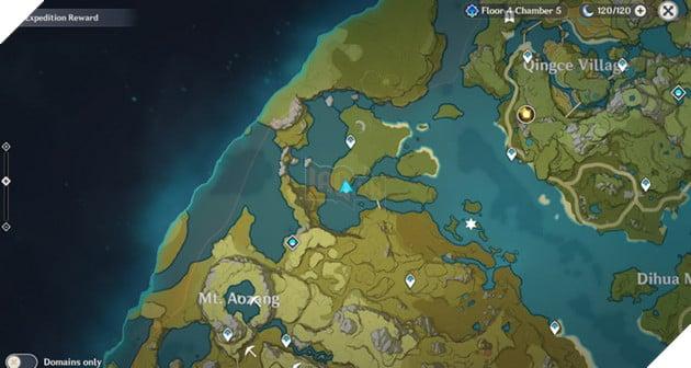 Genshin Impact: Danh sách vị trí Nhiệm vụ Ẩn Hidden Quest và Thử thách của Dandy 32