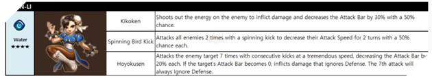 Summoners War chính thức hợp tác với Street Fighters V với dàn hero chibi ngộ nghĩnh 3