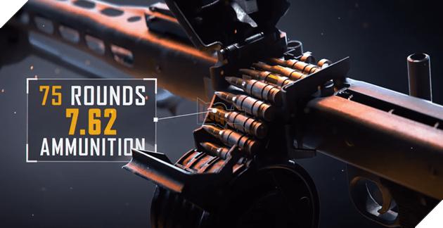 PUBG PC: Những điều cần biết về khẩu LMG mới, MG3 3