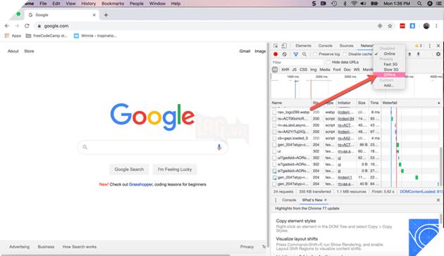 Hướng dẫn: Cách chơi T-Rex No Internet trên Google Chrome trực tuyến và ngoại tuyến 5