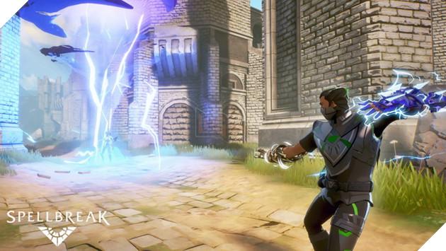 Tựa game sinh tồn bắn phép thuật Spellbreak chính thức ra mắt miễn phí cho mọi game thủ 2