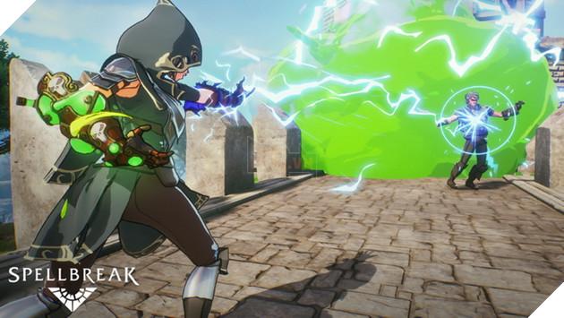 Tựa game sinh tồn bắn phép thuật Spellbreak chính thức ra mắt miễn phí cho mọi game thủ 3