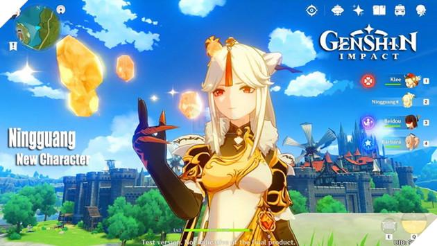 Genshin Impact: Cách chơi Ningguang đầy đủ với hướng build Geo và trang bị mạnh nhất