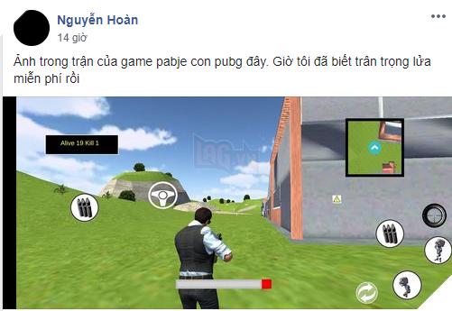 Game thủ Việt hết lời khen ngợi PABJE, người anh em xa tít của PUBG Mobile, lái xe sướng như GTA - Ảnh 6.