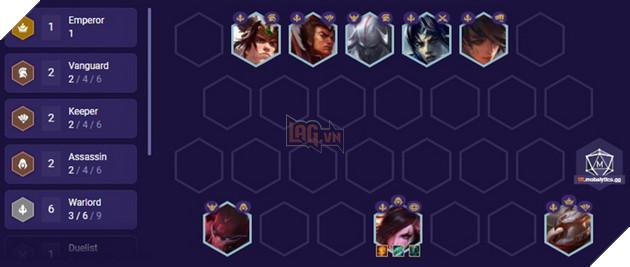 ĐTCL Mùa 4: Top 8 đội hình mạnh nhất đầu mùa Rank Kim Cương cho game thủ làm quen 3