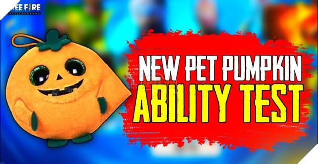 Free Fire OB24: Mọi điều bạn cần biết về thú cưng mới 'Pumpkin'  2
