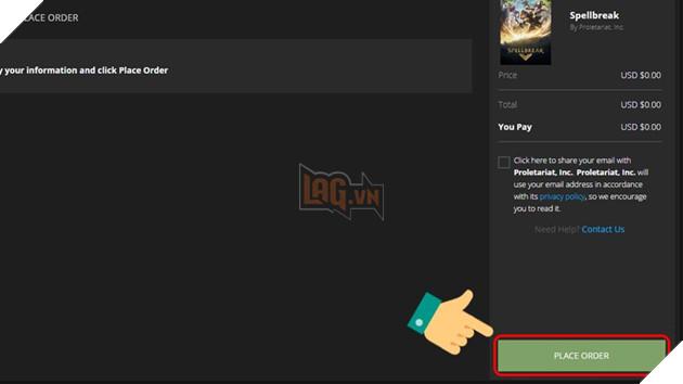 Hướng dẫn: Cách tải game Spellbreak miễn phí trên Epic Games Store 8
