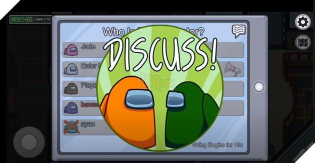 Hướng dẫn cách chơi Among Us, phiên bản đơn giản và thú vị của trò chơi Ma Sói nổi tiếng 10