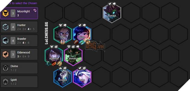 ĐTCL Mùa 4: Top 3 đội hình Nguyệt Tộc mạnh nhất trong meta mới mà bạn nên thử qua 2