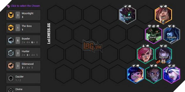 ĐTCL Mùa 4: Top 3 đội hình Nguyệt Tộc mạnh nhất trong meta mới mà bạn nên thử qua 3