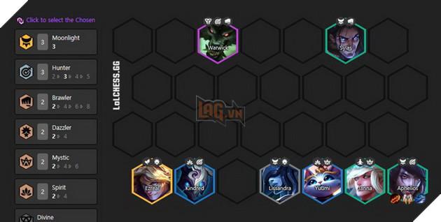 ĐTCL Mùa 4: Top 3 đội hình Nguyệt Tộc mạnh nhất trong meta mới mà bạn nên thử qua