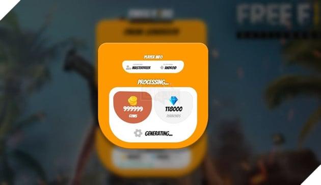 Free Fire: Hướng dẫn cách hack kim cương 99999 2