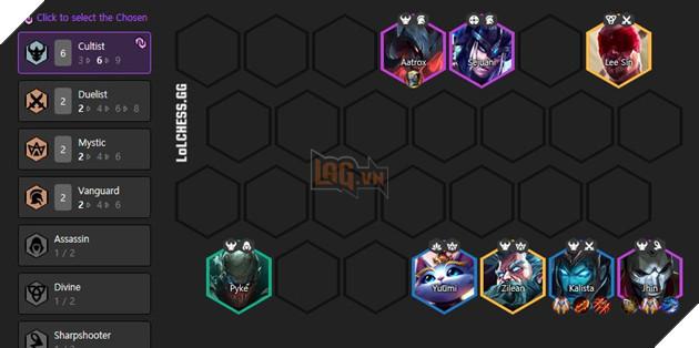 DTCL: Top đội hình Tiên Phong Bí Ẩn Mùa 4 phiên bản mới siêu trâu bò mà game thủ cần biết 3