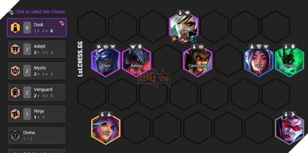 DTCL: Top đội hình Tiên Phong Bí Ẩn Mùa 4 phiên bản mới siêu trâu bò mà game thủ cần biết 4