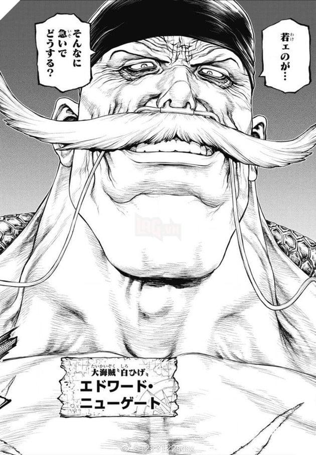 One Piece Ace's Story do tác giả Dr.Stone vẽ siêu cơ bắp, nhìn xong quên cả nhân vật gốc 2