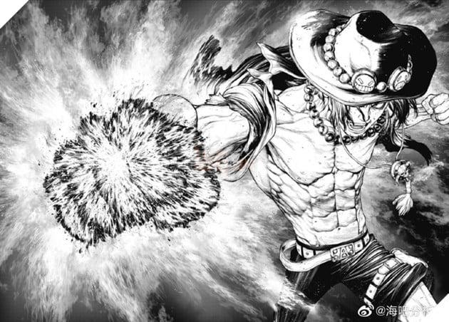 One Piece Ace's Story do tác giả Dr.Stone vẽ siêu cơ bắp, nhìn xong quên cả nhân vật gốc 6