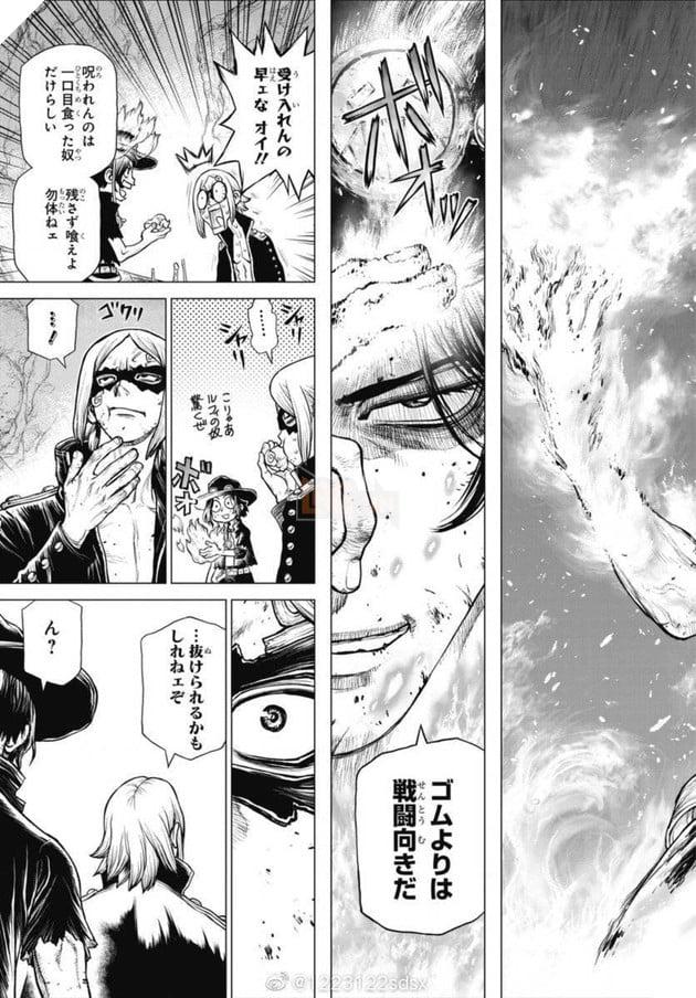 One Piece Ace's Story do tác giả Dr.Stone vẽ siêu cơ bắp, nhìn xong quên cả nhân vật gốc 5