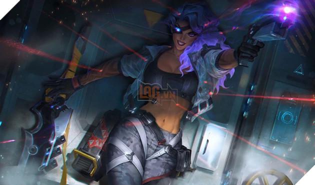 Nhân viên Riot đưa ra hướng dẫn toàn tập về tướng mới Samira - Xạ Thủ nói không với tốc độ đánh - Ảnh 1.