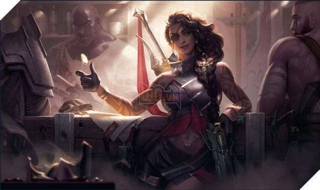 Nhân viên Riot đưa ra hướng dẫn toàn tập về tướng mới Samira - Xạ Thủ nói không với tốc độ đánh - Ảnh 6.