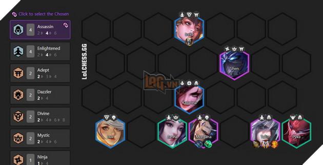 DTCL Mùa 4: Hướng dẫn Top 3 đội hình Khai Sáng phối hợp mạnh nhất rank Cao Thủ 2