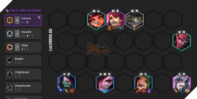 DTCL: Hướng dẫn Top đội hình 6 Thần Tài mạnh nhất Mùa 4 bảo đảm không đụng hàng ai 2