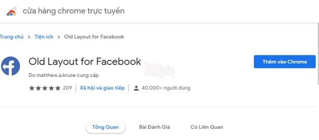 Hướng dẫn: Cách quay trở lại với Facebook giao diện cũ 2