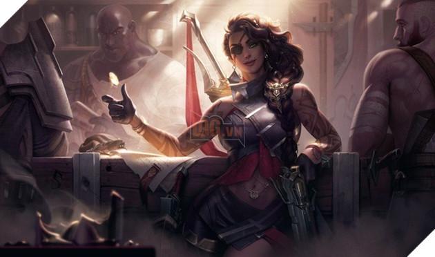 Chỉ sau 1 ngày ra mắt, Riot Games đã phải nerf khẩn cấp Samira vì quá mức mất cân bằng - Ảnh 4.