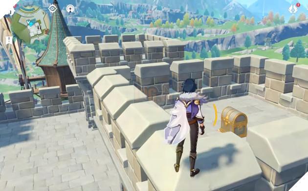 Genshin Impact: Hướng dẫn cách tìm 3 Rương Siêu Cấp Hiếm ngay đầu game cho tân thủ 2