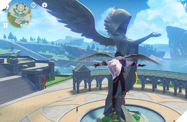 Genshin Impact: Hướng dẫn cách tìm 3 Rương Siêu Cấp Hiếm ngay đầu game cho tân thủ 3