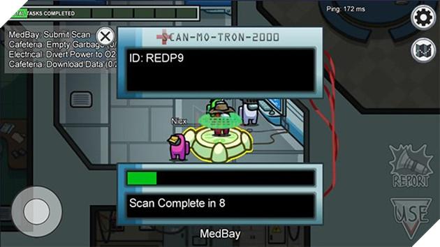 Một số mẹo nhỏ dành cho người chơi Among Us để phát hiện ra Imposter dễ nhất 4
