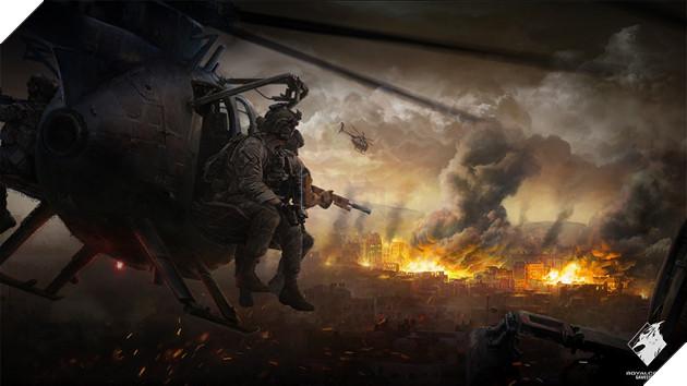 CROWZ - Dự án FPS mới nhất của cha để Biệt Đội Thần Tốc trở lại làng game 2