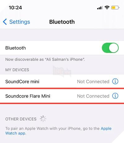 Cách khắc phục lỗi Bluetooth sau khi cập nhật lên iOS 14 và iPadOS 14 4