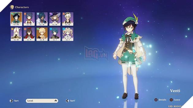Game thủ Việt lập cả chục acc mới để quay nhân vật xịn trong Genshin Impact - Ảnh 4.