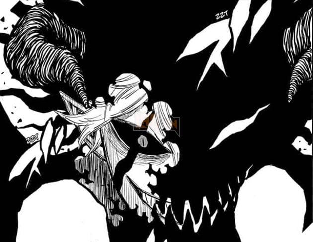 Prediction for spoiler Black Clover Chapter 267: Asta VS Devil.  Secrets of the five-pointed demon letter revealed 4