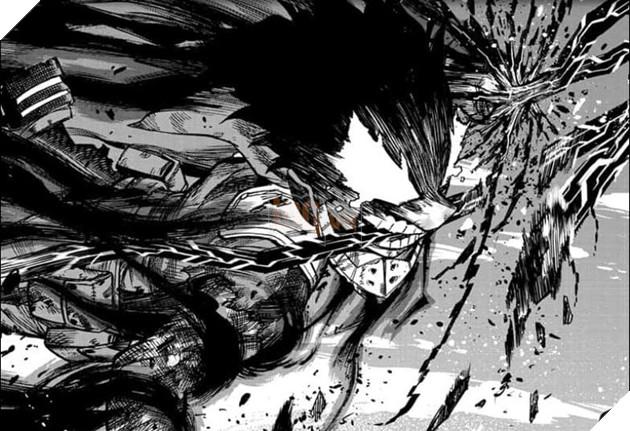 Spoiler Prediction My Hero Academia chap 287: All For One possesses Shigaraki, Nana defends Deku 2