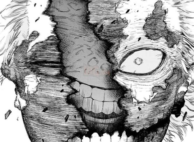 Spoiler prediction My Hero Academia chap 287: All For One possesses Shigaraki, Nana defends Deku 3