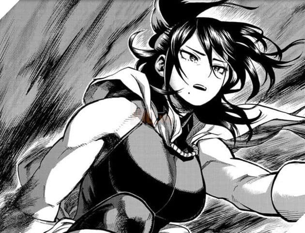 Spoiler prediction My Hero Academia chap 287: All For One possesses Shigaraki, Nana defends Deku 5