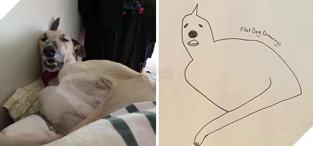 Bức tranh cún ngáo bất ngờ đánh bại mọi đối thủ nặng kí, giật giải quán quân trong cuộc thi vẽ chó - Ảnh 6.