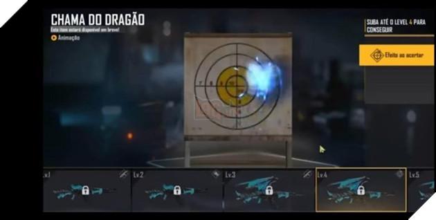 Free Fire: Mọi thứ về Blue Flame Dragon AK47 Evolution Series 5