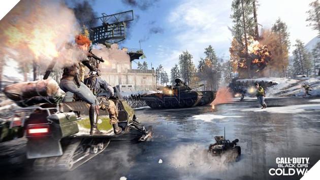 Những chế độ nào sẽ có trong Beta game Call of Duty Black Ops Cold War? 2
