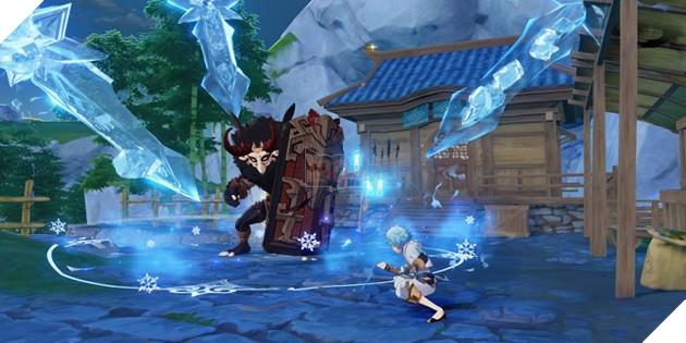 Genshin Impact khởi đầu ngoạn mục với hơn 17 triệu lượt tải, chuẩn bị cán mốc 100 triệu USD trong tháng đầu ra mắt 4